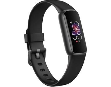 Paradigit-Fitbit Luxe Zwart-aanbieding